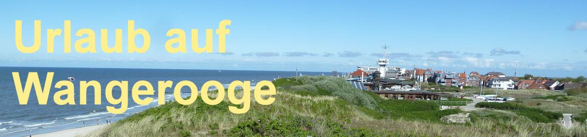 Ferienwohung auf Wangerooge